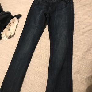 7 For All Mankind - straight leg jeans - Sz 27